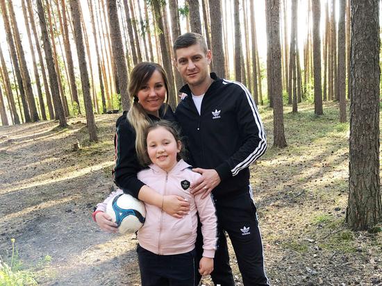 За свое счастье семья полицейских из Соликамска благодарна судьбе - органам внутренних дел