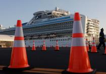 «Эвакуация россиян с лайнера Diamond Princess из-за коронавируса не рассматривается»