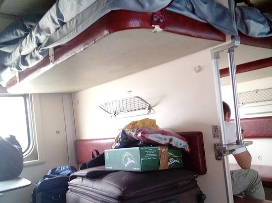 Минтранс решил ввести новые правила провоза багажа в поездах