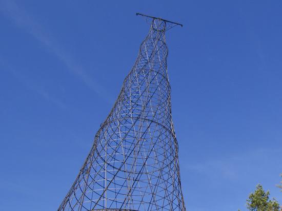 Подсветка появится на башне Шухова под Дзержинском