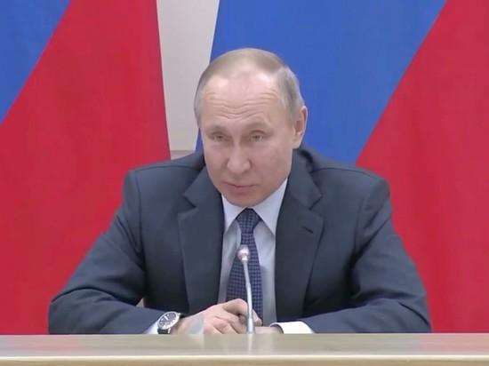 Путин ответил Прилепину, предложившему закрепить в Конституции ядерный статус
