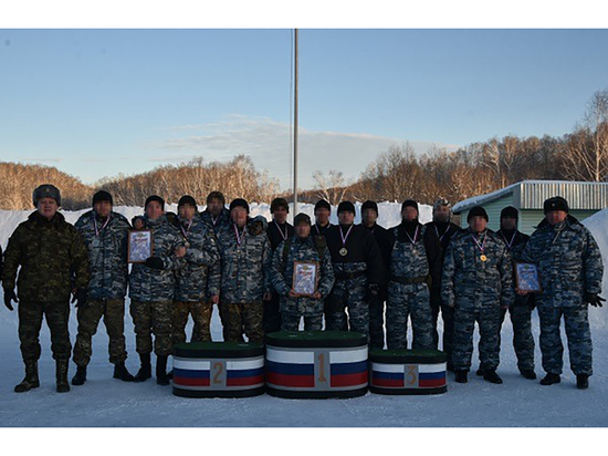 Югорские спецназовцы завоевали «серебро» на Всероссийском чемпионате ФСИН России по практической стрельбе
