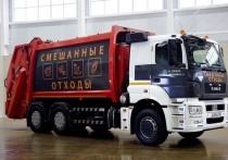 Экотехнопарк «Калуга» рассказал о схеме контроля мусоровозов