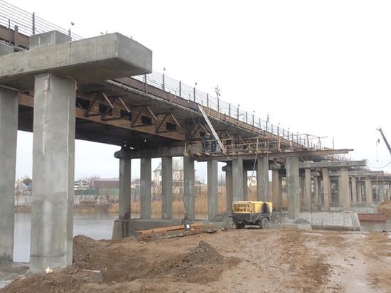 В Астрахани ремонт «Милицейского» моста может завершиться раньше срока