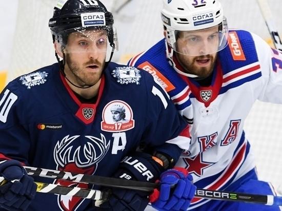 Финские легионеры принесли СКА победу над «Торпедо»