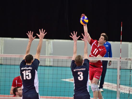Серпуховские спортсмены взяли Кубок области по волейболу