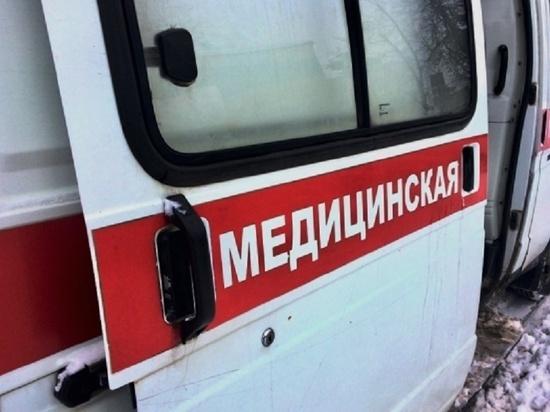 В Курской области погиб водитель «Оки»
