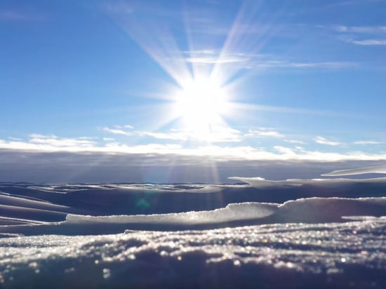 В Антарктиде температура впервые поднялась выше 20 градусов