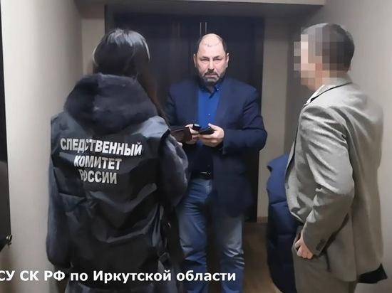 В Иркутске задержан глава Листвянки Александр Шамсудинов (видео)