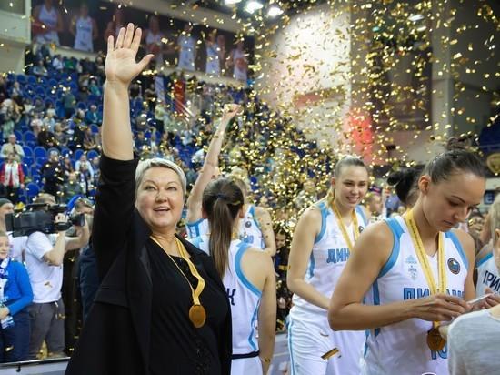 Исполнительный директор курского баскетбольного клуба «Динамо» Виктория Сгонникова  дала эксклюзивное интервью.
