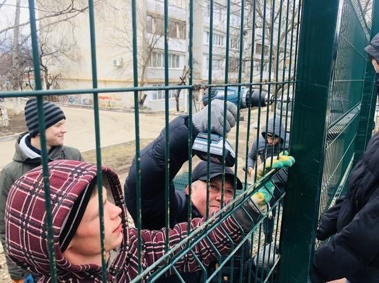 Разбитые вандалами спортобъекты восстановили в Железноводске