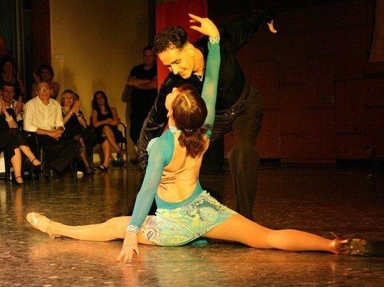 В Югре пройдут соревнования по танцевальному спорту