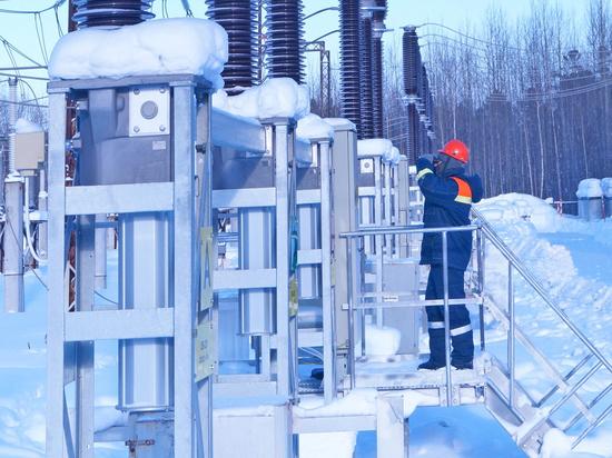 Россети ФСК ЕЭС обновляет оборудование на подстанциях Югры