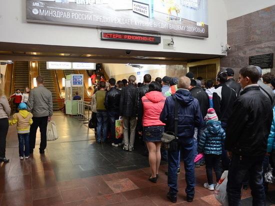 Екатеринбургское метро потеряло два миллиона пассажиров.