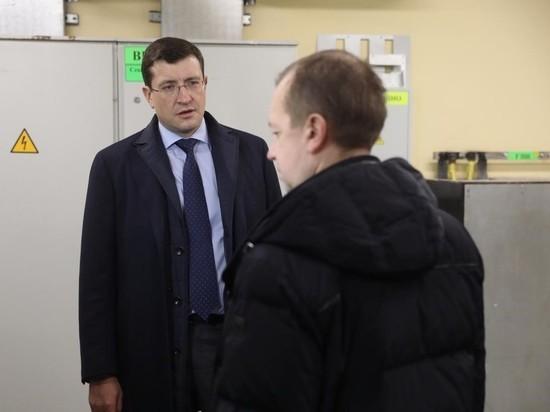 Глеб Никитин раскритиковал главу МСУ Балахны за плохую работу