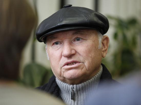 Путин издал указ об увековечении памяти Юрия Лужкова