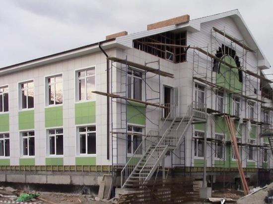Новый детский сад в Железноводске откроется в сентябре 2020 года