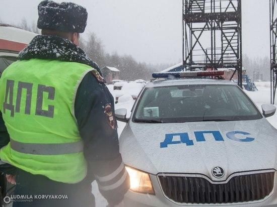 Шесть человек пострадали в ДТП в Пряжинском районе