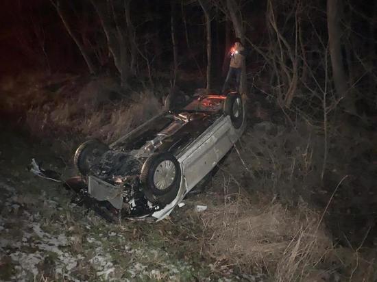 Водитель на Кубани сбил насмерть пешехода и съехал в кювет