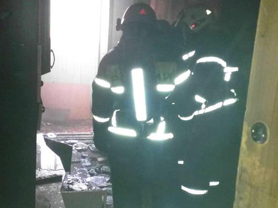 Два поджога: в Новочебоксарске горела квартира, в Канаше — частное подворье