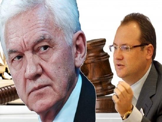 Фирмы Геннадия Тимченко банкротят компании Сергея Агеева