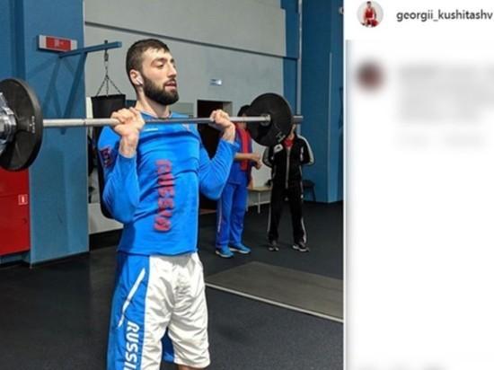 Анализы боксера Кушиташвили показали, что он принимал кокаин
