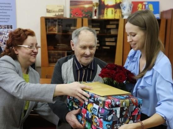 95-летний юбилей отметил житель Иванова, ушедший на войну после восьмого класса
