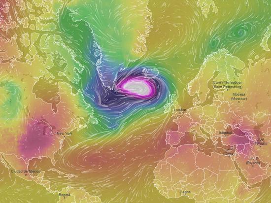 Давление в Тверской области упадет до рекордно низких показателей