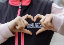 Абоненты Tele2 чаще всего ищут любовь в Tinder