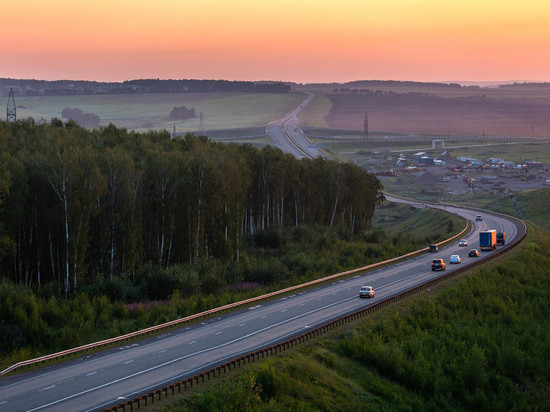 Красноярский край занял третье место по качеству дорог: в этом есть минус