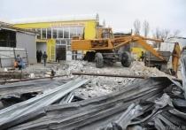 Новый торговый корпус появится в Тракторозаводском районе Волгограда