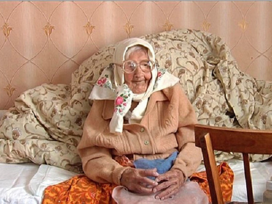 Старейшая жительница Кубани отметила 107-й день рождения