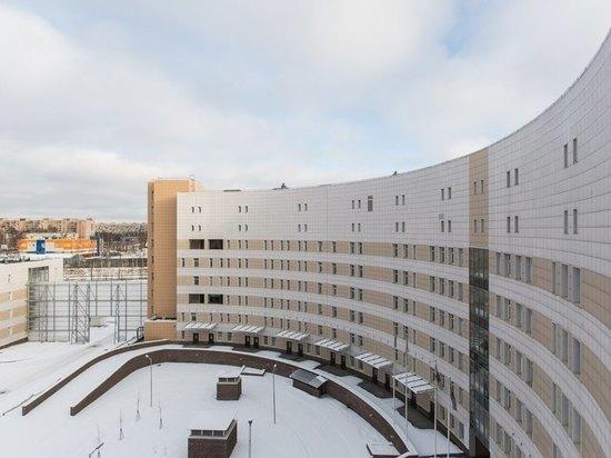 Из карантинного блока больницы имени Боткина сбежали еще три пациента