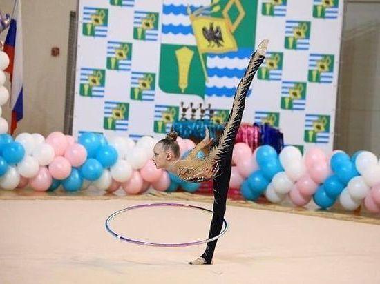 12 медалей привезли серпуховские гимнастки с региональных соревнований