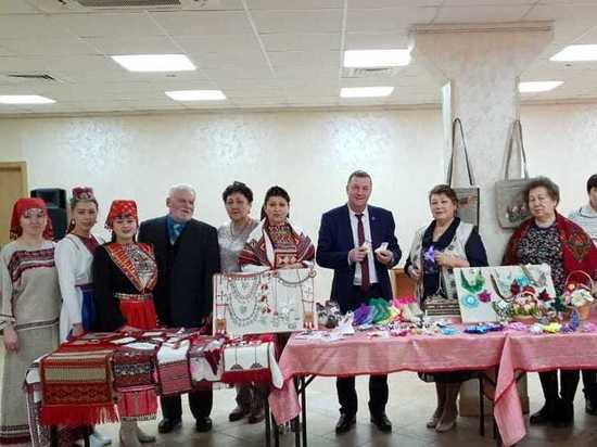Дни марийской культуры проходят в Республике Татарстан