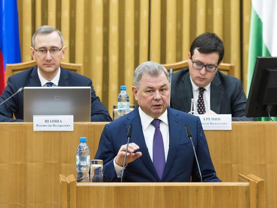 Артамонов сам предложил на пост губернатора Шапшу