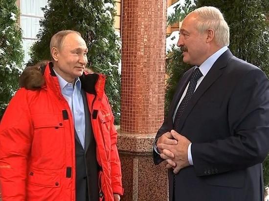 Лукашенко раскрыл подробности последней встречи с Путиным