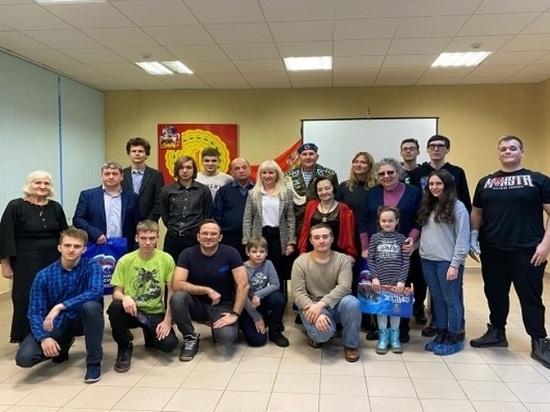 Поэтический конкурс ко Дню защитника Отечества прошёл в Серпухове
