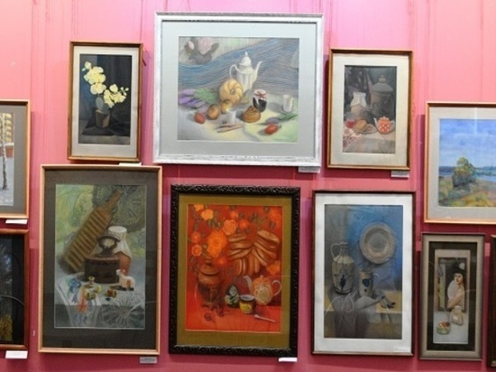 Серпуховичи могут ознакомиться с творчеством молодых художников округа