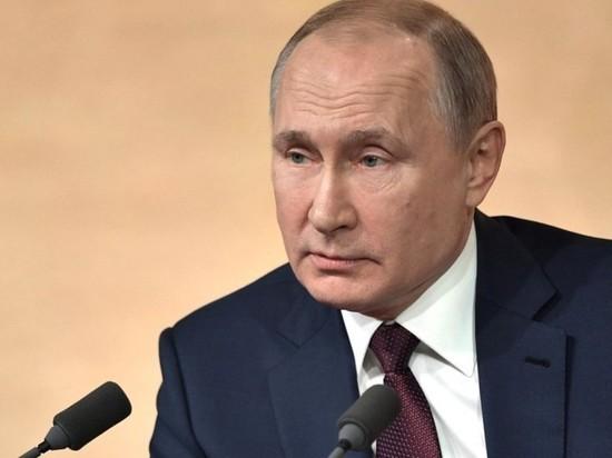 Путин выразил Зеленскому соболезнования из-за гибели украинцев