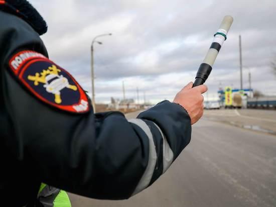 ГИБДД Волгоградской области ведет массовую проверку водителей