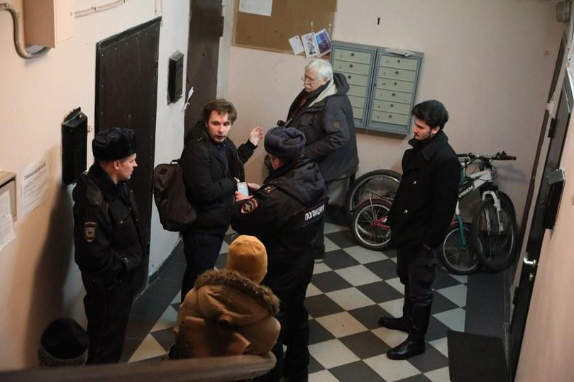 У знаменитого  фотохудожника Сергея Лидова отбирают мастерскую