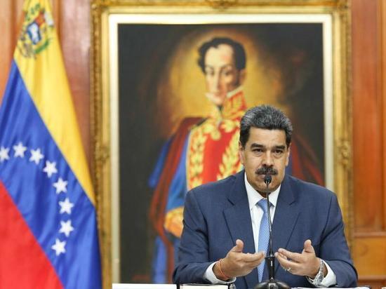 «Этот день наступит»: Мадуро пообещал отправить Гуайдо в тюрьму