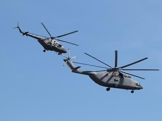 СМИ: Мексика передумала покупать военные вертолеты у России