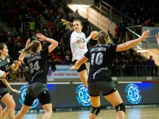 ГК «Ростов-Дон» одержал победу над «Астраханочкой»