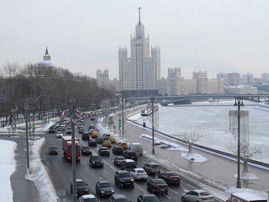 В Москве снег может растаять еще зимой