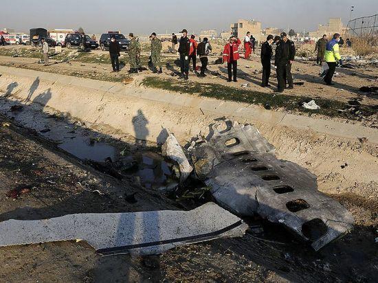 Иран объяснил, почему не расшифровывают «черные ящики» сбитого Boeing