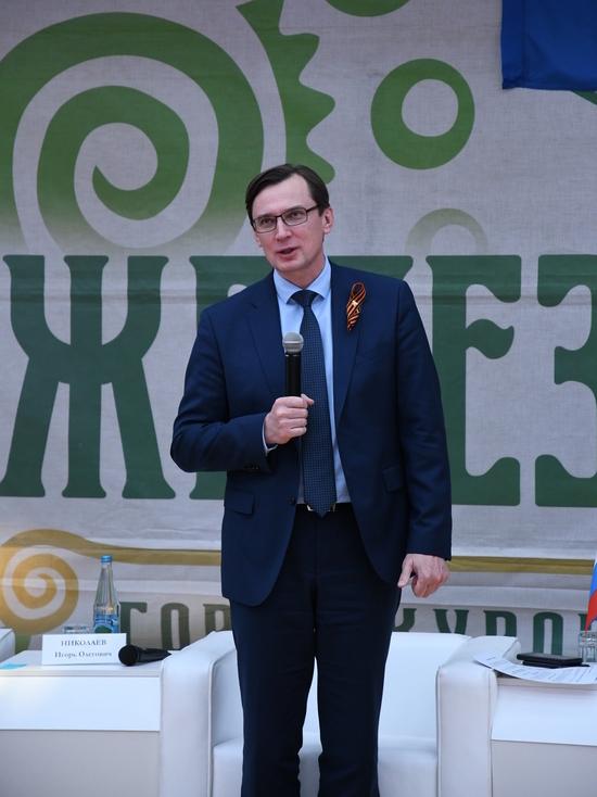 Евгений Моисеев возглавил городское отделение партии «Единая Россия»