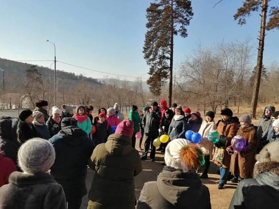 Жители Соснового Бора приняли резолюцию и собирают предложения по парку