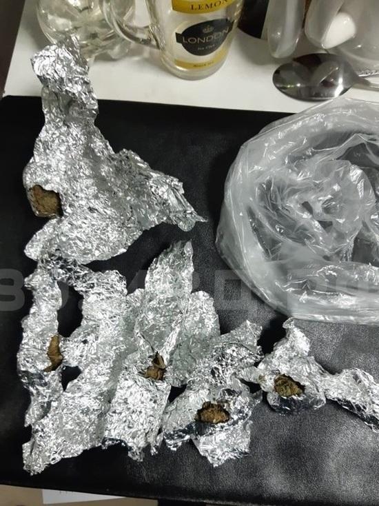 Мужчину с 20 граммами наркотика задержали в Салехарде